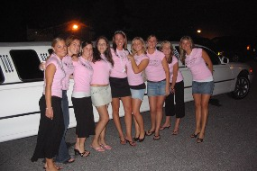San Antonio bachelorette party