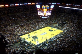 San Antonio Spurs basketball games
